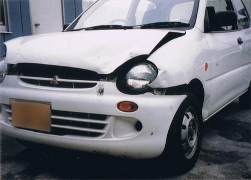 三菱ミニカ事故修理.jpg