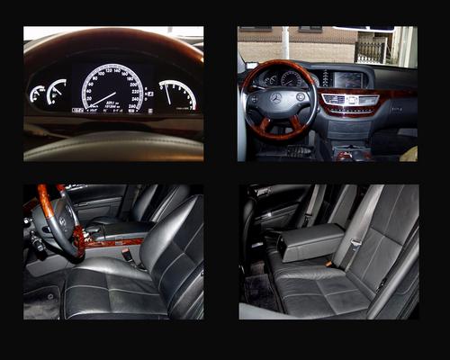ベンツS550(W221)中古車内装.jpg