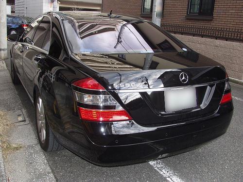 ベンツS550(W221)中古車2.jpg