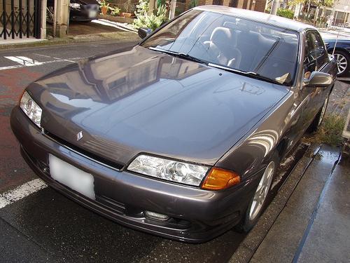 日産スカイラインR32廃車.jpg
