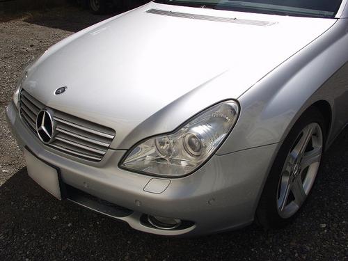 メルセデスベンツCLS350中古車7.jpg