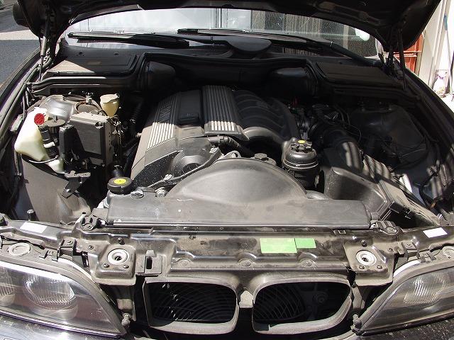 BMW E39 528i オーバーヒート1.jpg