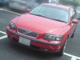 ボルボ V70 格安車検