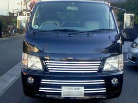 車検 費用例 日産キャラバン (1ナンバー車)