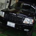 グランドチェロキー (車検切れ) 修理と車検