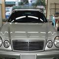 メルセデス ベンツ E400 車検 + 修理 費用例