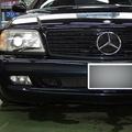 メルセデス ベンツ SL500 車検 + 修理