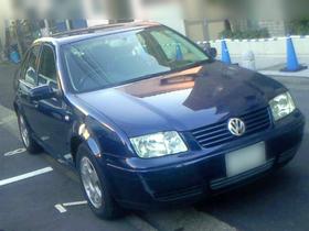 VW ボーラ 修理と車検