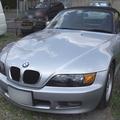 BMW Z3 (E36) 車検とオイル漏れ修理 【平成24年版】