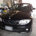 BMW 118i (E87) 車検とブレーキパッド&ローター交換