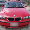 BMW318i ツーリング (E46)車検と修理 【平成24年版】