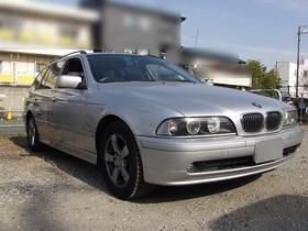 BMW 525i (E39) 車検とブレーキパッド&ローター交換 【平成24年版】