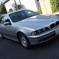 BMW 525 i (E39)  格安車検 (港区)