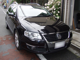 VW パサート ヴァリアント 格安車検