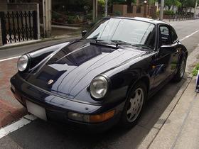 ポルシェ・カレラ2(964) 車検と修理