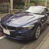BMW E89 Z4の注文買い付け販売事例です。