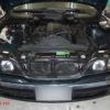 【OEM 部品で格安修理】 ラジエター交換 BMW 528i (E39)のクーラント漏れ